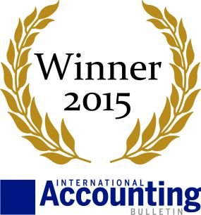 Internation Accounting Bulletin Industry Forum and Awards 2015 - Winner DFK