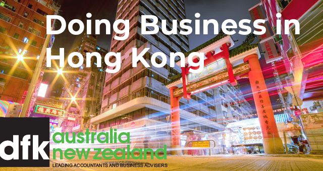 Doing Business in Hong Kong