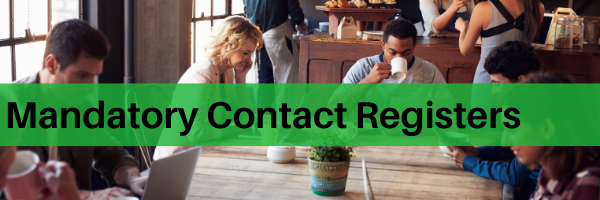 Mandatory contact registers required for some WA businesses