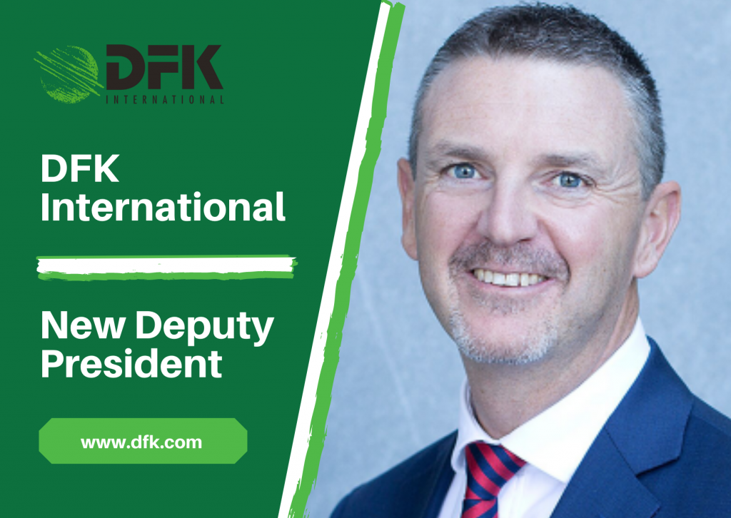 DFK International welcomes new Deputy President